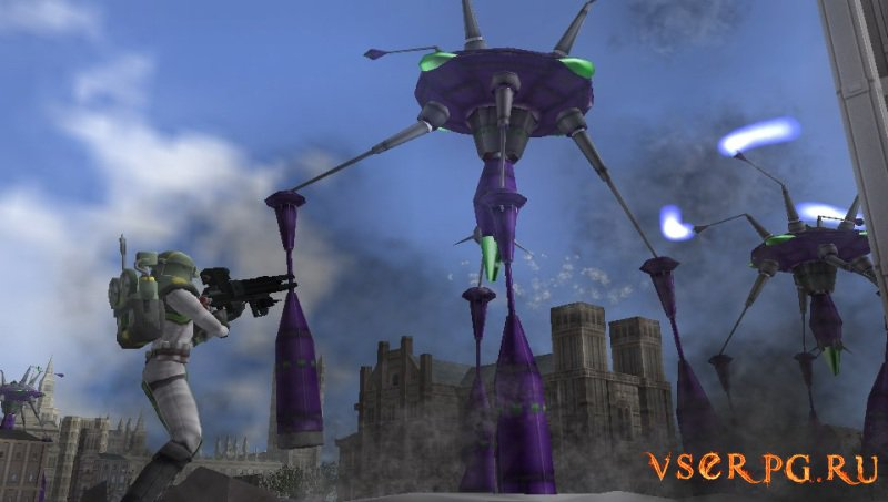 Earth Defense Force 4.1 The Shadow of New Despair [PS4] screen 3