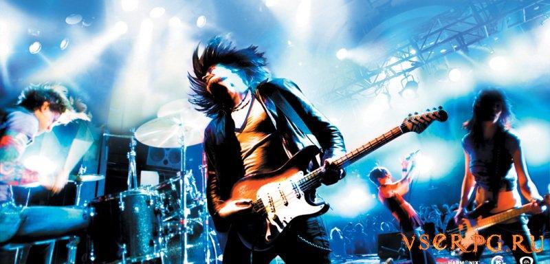 Rock Band 4 screen 1