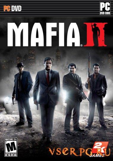 Постер игры Мафия 2