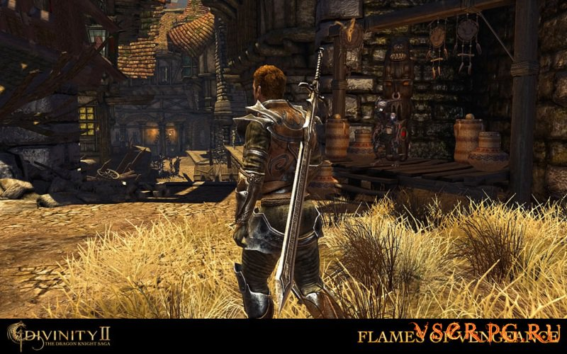Divinity 2: Пламя мести screen 1