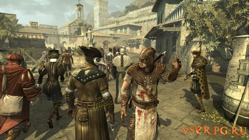 Assassins Creed Brotherhood screen 1