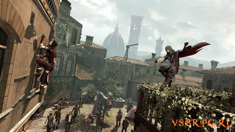 Assassins Creed Brotherhood screen 2