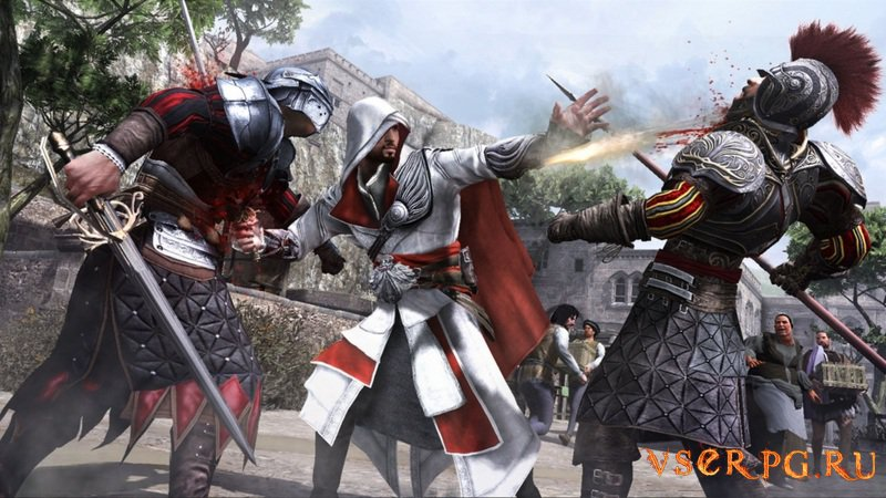 Assassins Creed Brotherhood screen 3