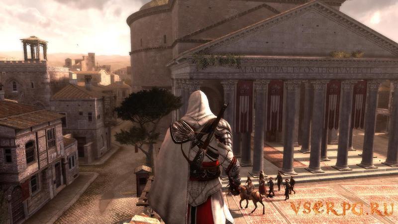 Ассасин Крид: Братство Крови screen 1