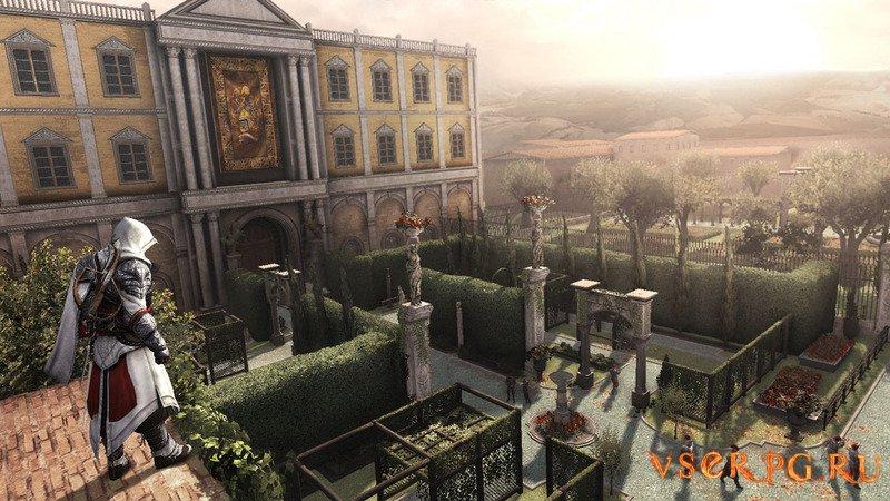 Ассасин Крид: Братство Крови screen 3