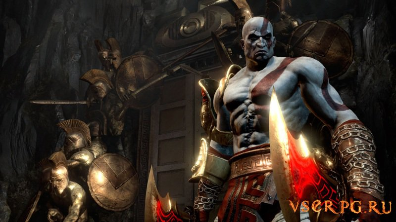 God of War 3 screen 1