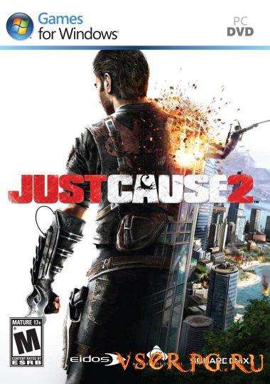 Постер игры Just Cause 2