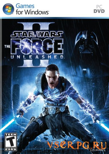 Постер Star Wars: The Force Unleashed 2