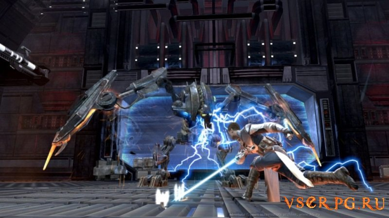 Star Wars: The Force Unleashed 2 screen 3