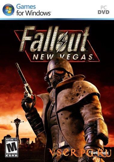 Постер игры Fallout: New Vegas
