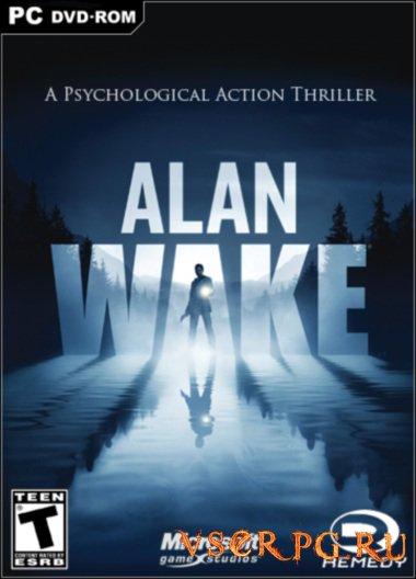 Постер игры Alan Wake