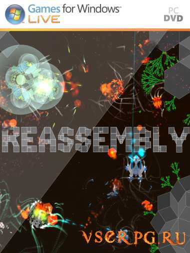 Постер игры Reassembly