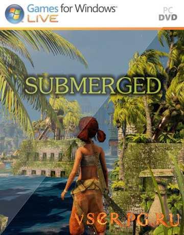 Постер игры Submerged