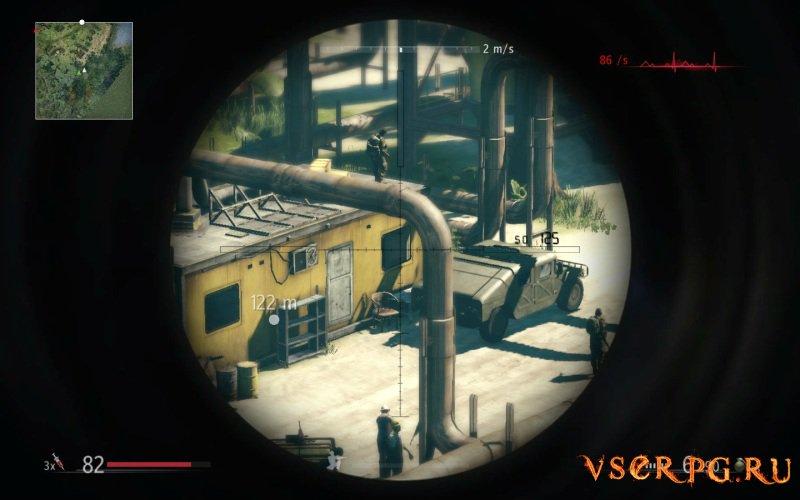 Снайпер: Воин-призрак screen 3