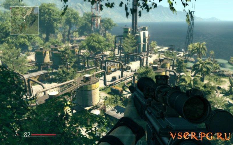 Снайпер: Воин-призрак screen 1