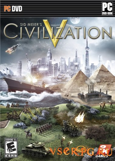 Постер игры Civilization 5
