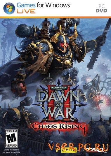 Постер игры Chaos Rising