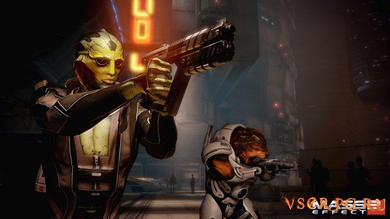 Mass Effect 2 screen 2