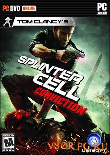 Постер игры Splinter Cell Conviction