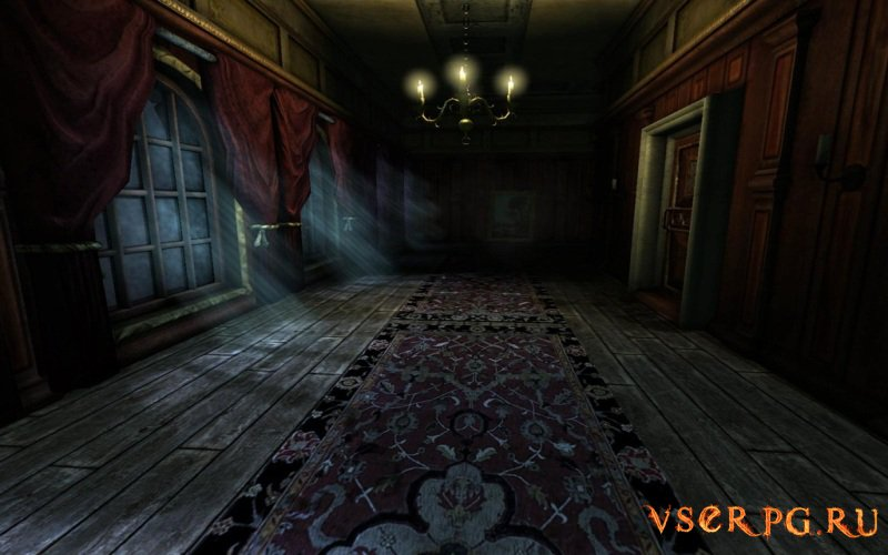 Амнезия: Призрак прошлого screen 3