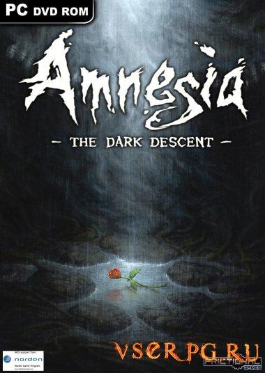 Постер игры Амнезия: Призрак прошлого