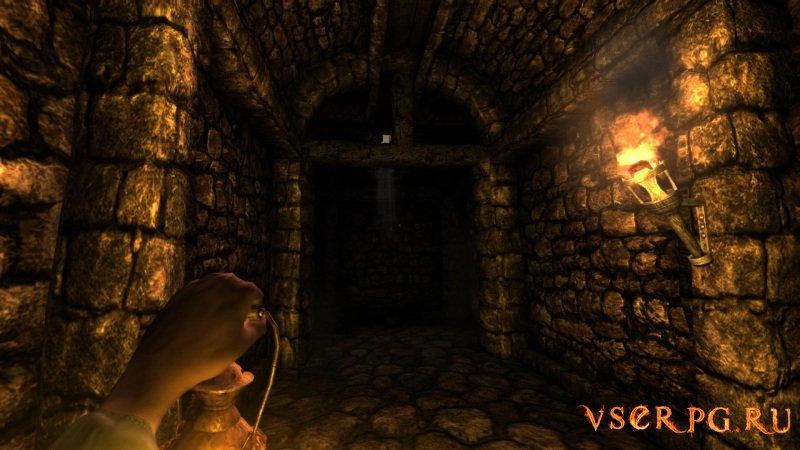 Амнезия: Призрак прошлого screen 2