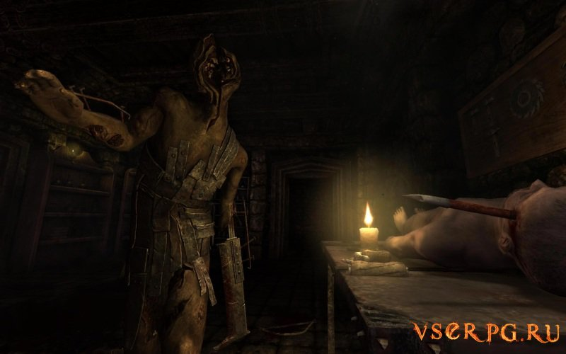 Амнезия: Призрак прошлого screen 1