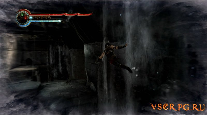 Prince of Persia: The Forgotten Sands screen 2