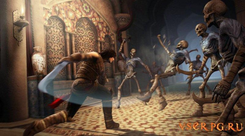 Принц Персии: Забытые пески screen 2