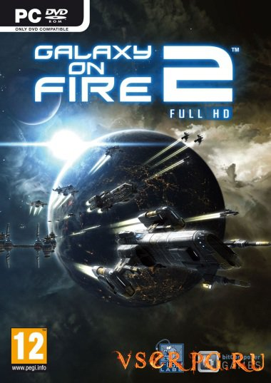 Постер игры Galaxy on Fire 2
