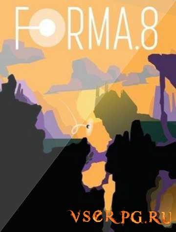 Постер игры Forma 8