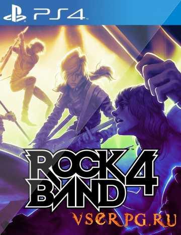 Постер игры Rock Band 4