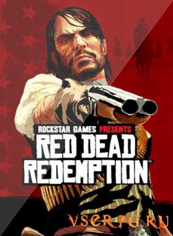 Постер игры Red Dead Redemption