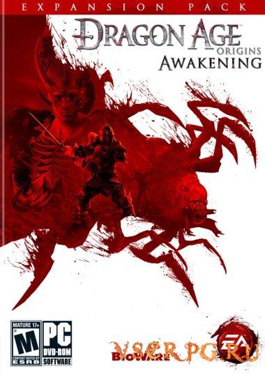 Постер игры Dragon Age Origins Awakening
