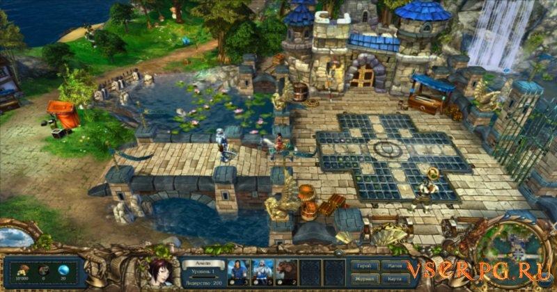 Kings Bounty: Перекрестки миров screen 2