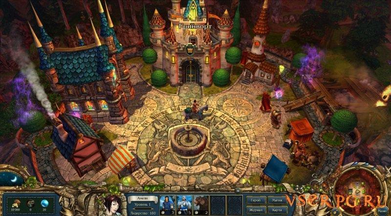 Kings Bounty: Перекрестки миров screen 1