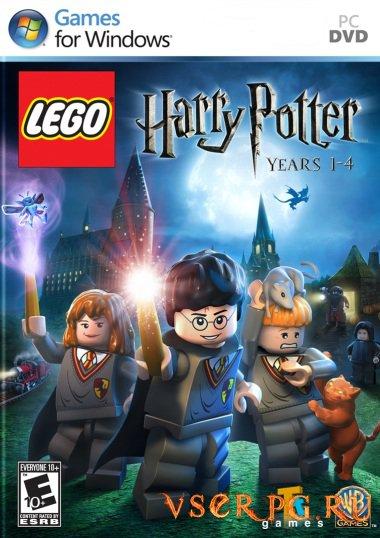 Постер игры Лего: Гарри Поттер