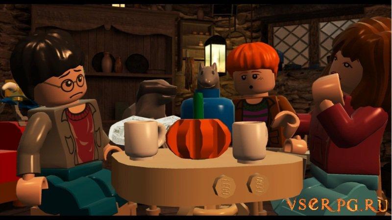 Лего: Гарри Поттер screen 1