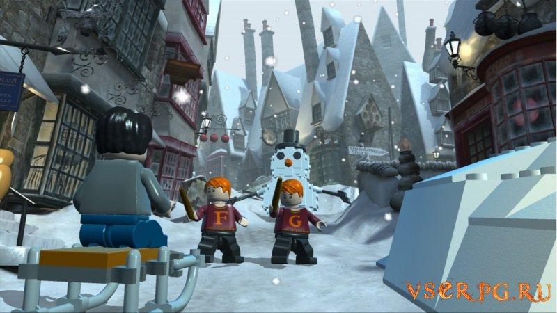 Лего: Гарри Поттер screen 2