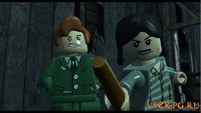Лего: Гарри Поттер screen 3