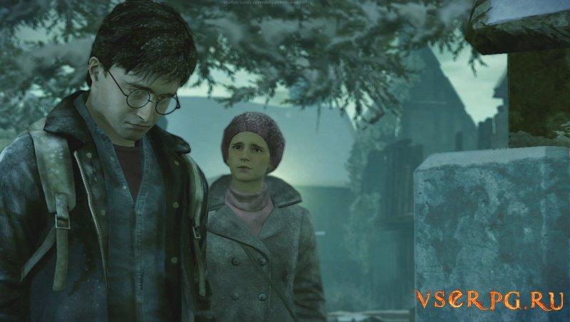 Гарри Поттер и Дары Смерти (часть 1) screen 3