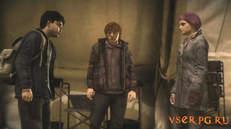 Гарри Поттер и Дары Смерти (часть 1) screen 1