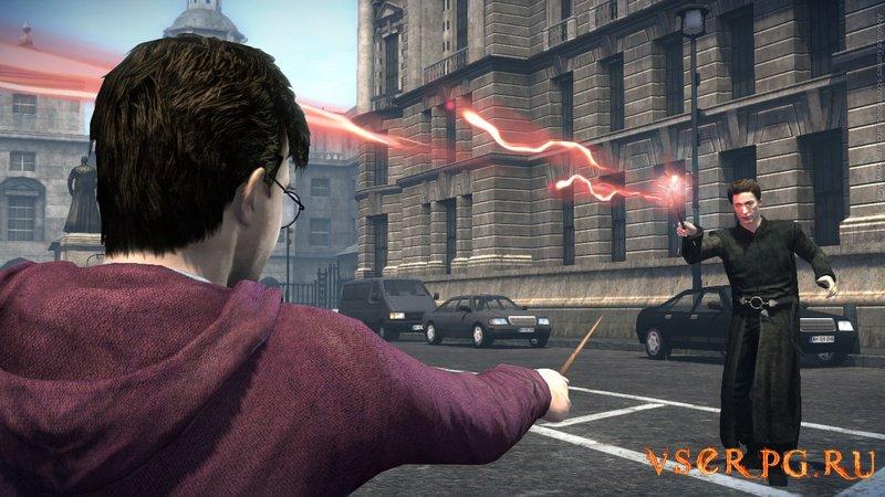 Гарри Поттер и Дары Смерти (часть 1) screen 2