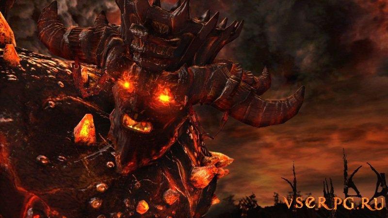 Dantes Inferno screen 2