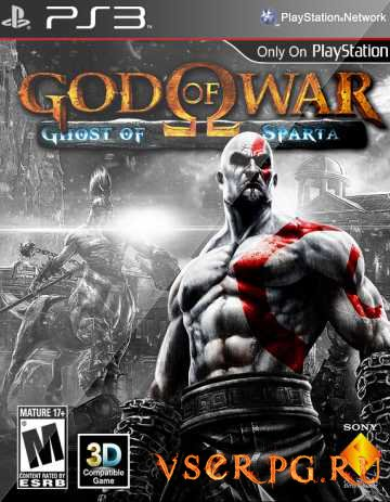Постер God of War Ghost of Sparta