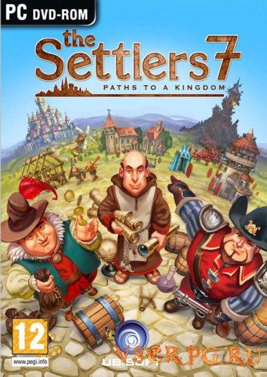 Постер игры The Settlers 7