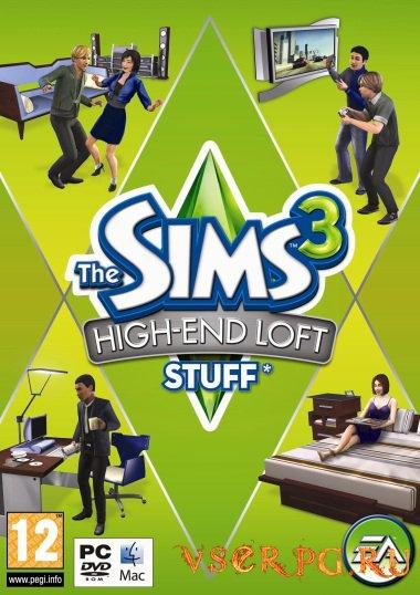 Постер игры Симс 3: Современная роскошь