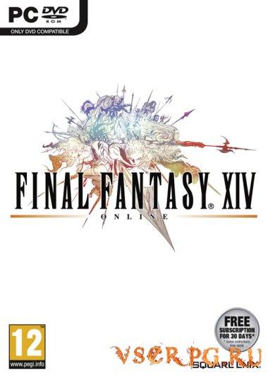 Постер игры Final Fantasy XIV