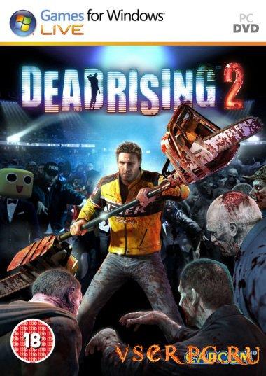 Постер игры Dead Rising 2