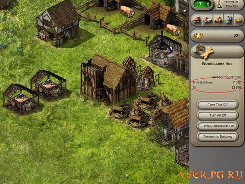 Stronghold Kingdoms screen 2